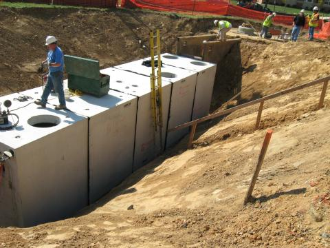 Watertight Box Culvert Structures