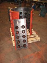 Molded of Tough Urethane, Dry Well Cones form the drains in seepage pits
